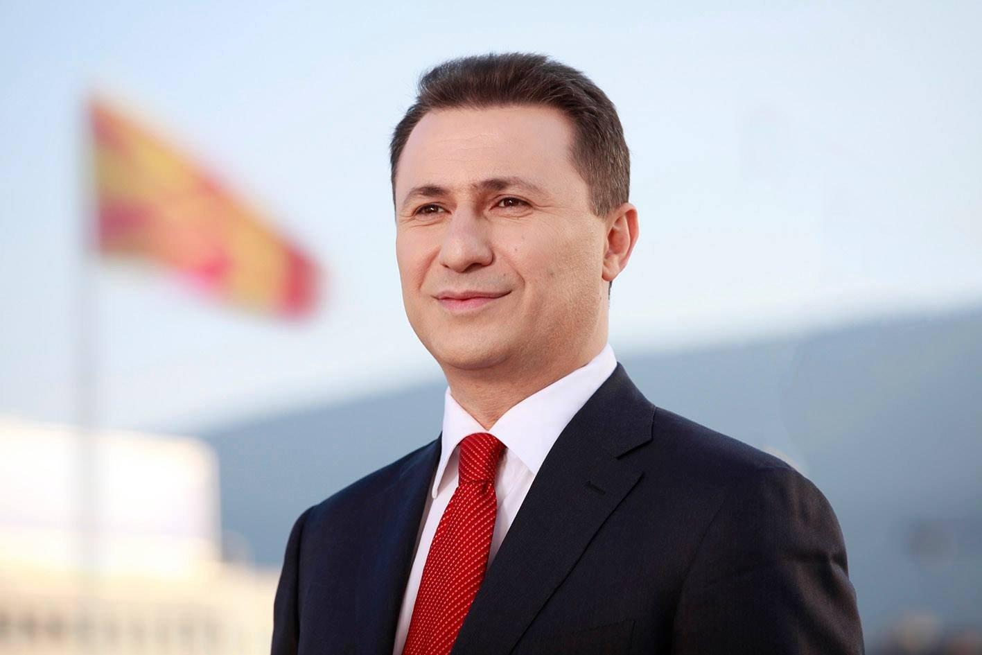 Прошлый премьер Македонии приговорен кдвум годам заключения из-за покупки элитного «Мерседеса»