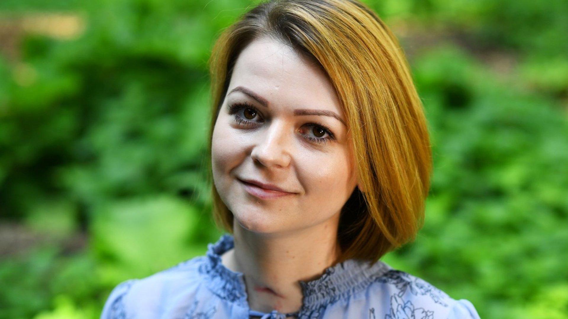 Юлия Скрипаль записала первое видеообращение смомента отравления