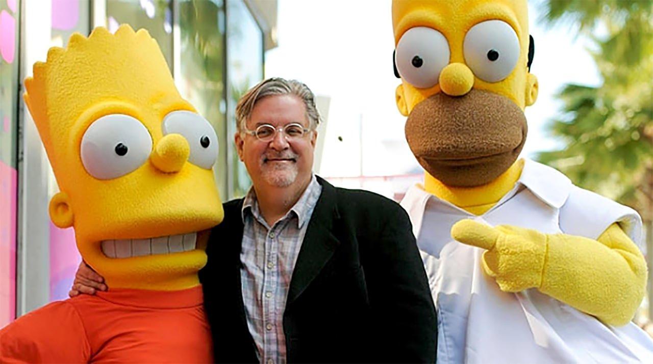 Создатель «Симпсонов» придумал новый мультипликационный сериал для взрослых