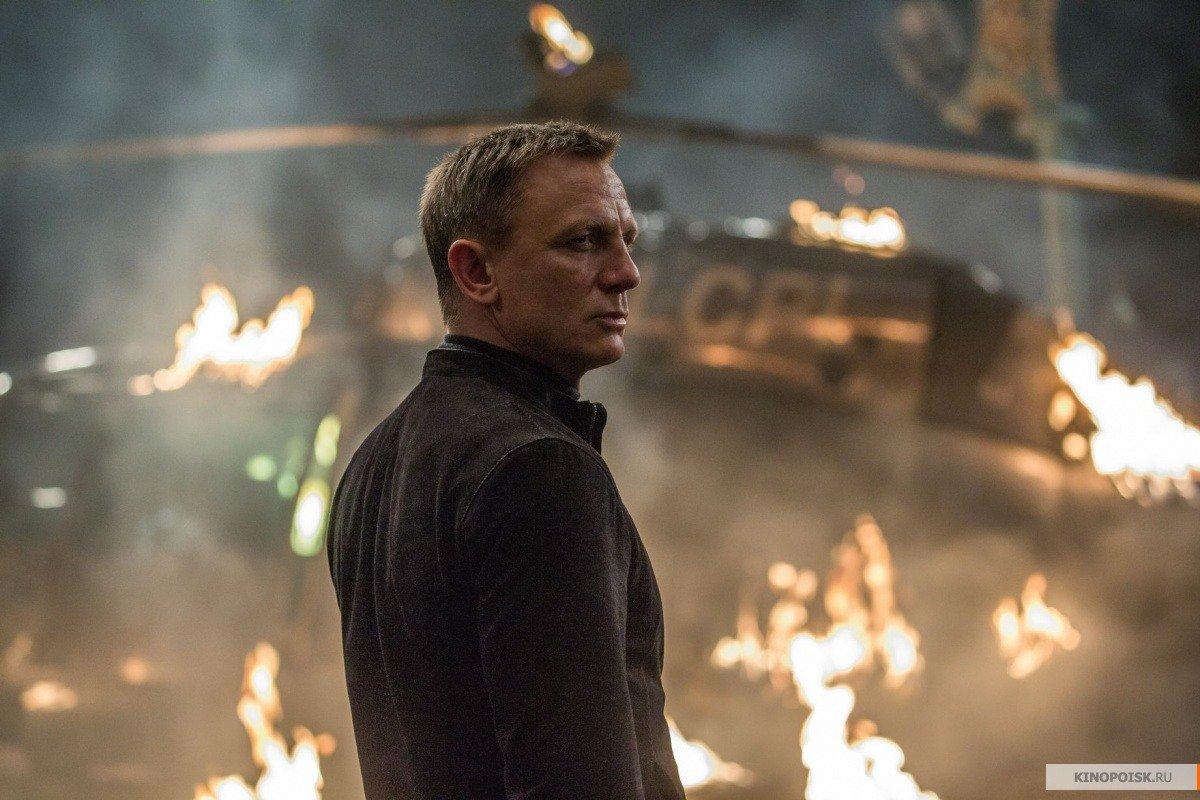 Роль агента 007 снова сыграет Дэниел Крейг