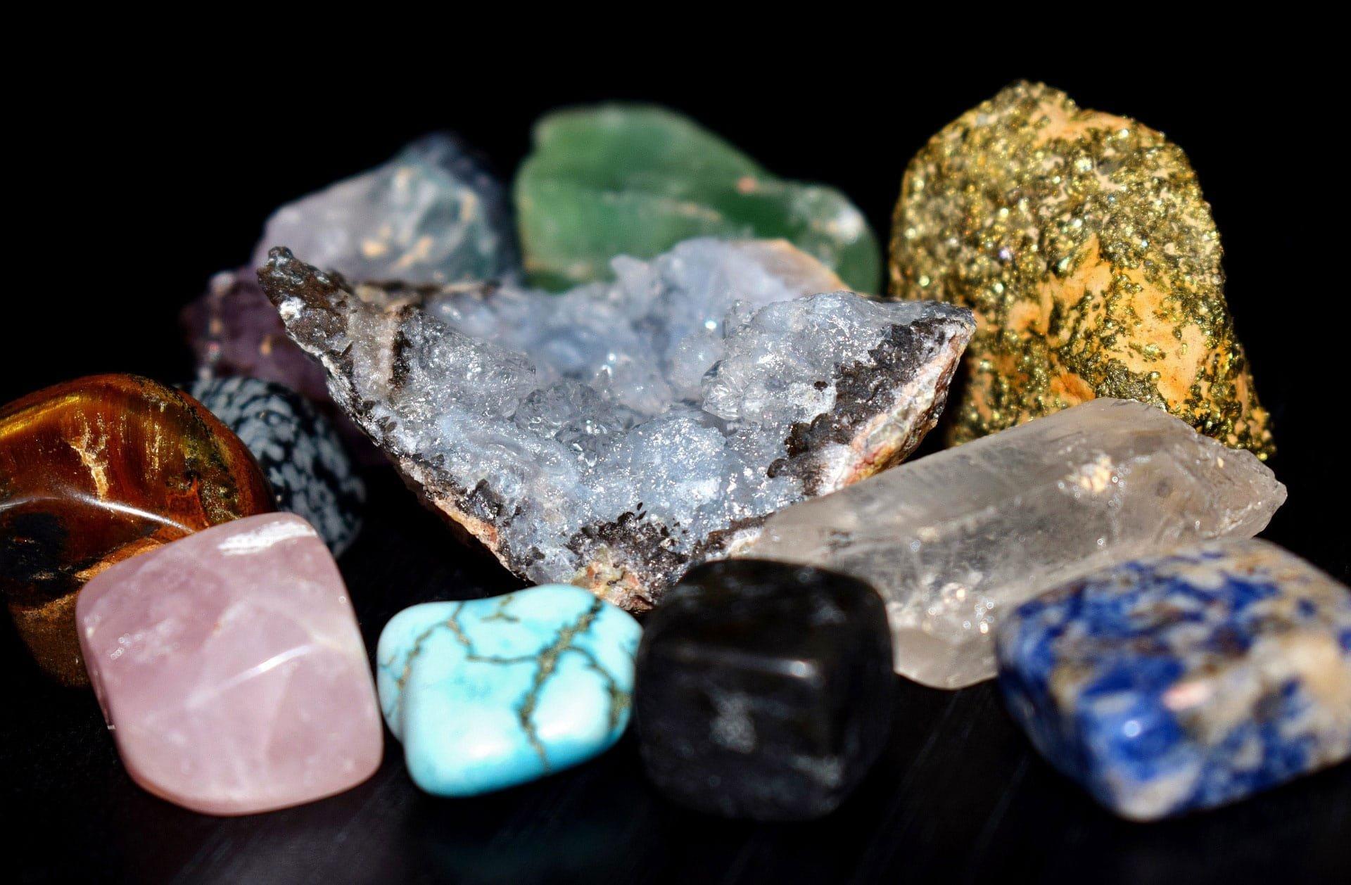 чаще виды минералов фото языки утверждают, якобы
