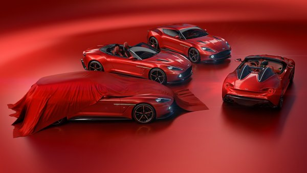 "Aston Martin заинтриговал публику упоминанием о ""заряженном"" DB11"