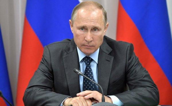 Путин подписал приказ о промышленной безопасности до 2025 года