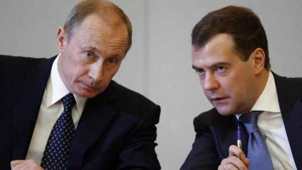 Путин предложил на должность премьер-министра Дмитрия Медведева