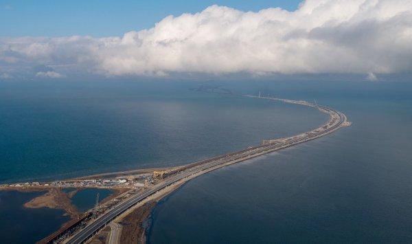 Открытие Крымского моста для легковых автомобилей произойдет 16 мая