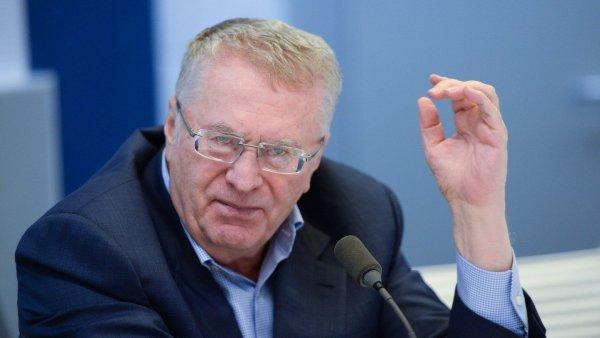Жириновский: Депутаты должны поддержать предложенный Путиным состав правительства