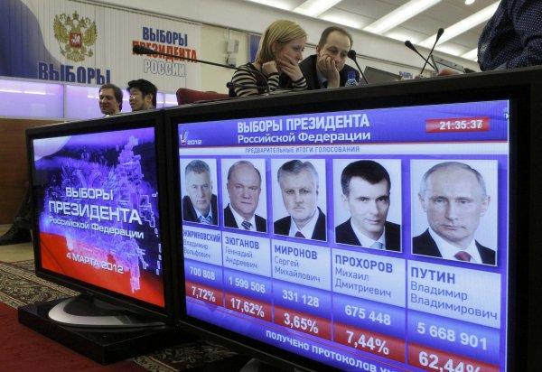 Астролога из Приморья оштрафовали за предсказание победы Путина на выборах