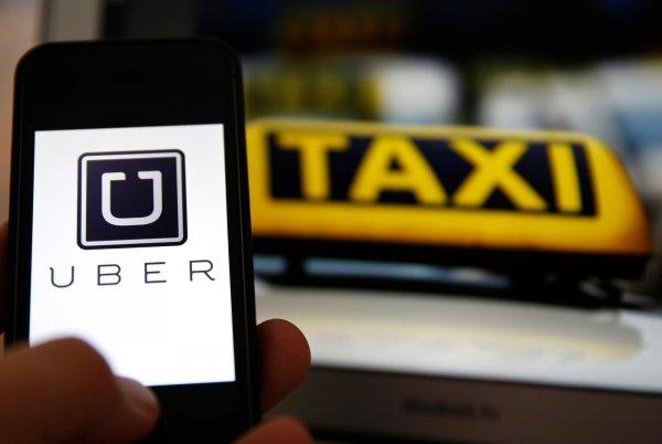 Uber показала прототип летающего такси