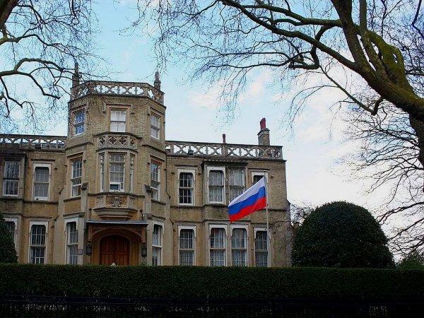 Посольство РФ в Лондоне высмеяло Times за статью об отношениях с Западом