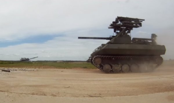 Американцы считают российские «Ураны» революционным оружием