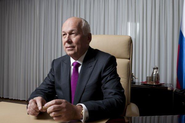 Про работу «Ростеха» Путину отчитается глава компании Чемезов