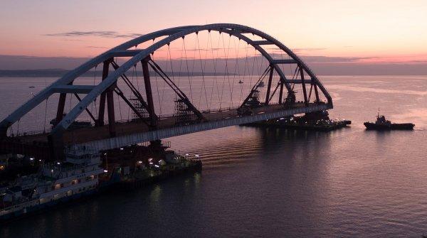 В Госдуме отреагировали на штраф для блогера за экскурсию по Крымскому мосту