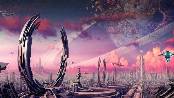 Ученые: Через 20 лет на орбите Земли появится мегаполис
