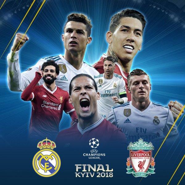 """Финал ЛЧ-2018: Путь """"Реала"""" и """"Ливерпуля"""" к игре, мнения и ставки экспертов"""