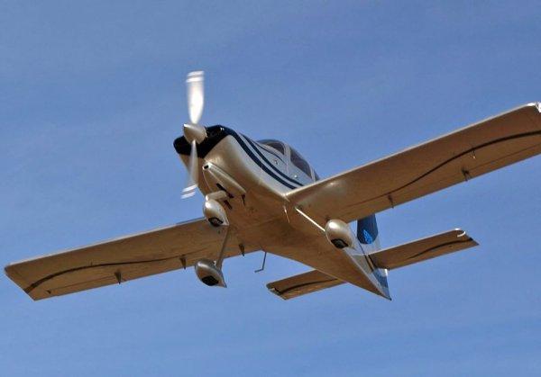 В Рязанской области разбился легкомоторный самолет