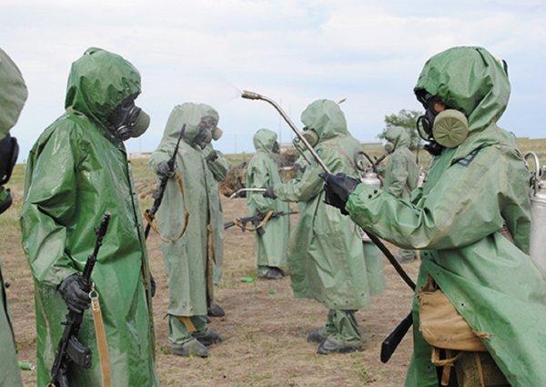 Украина обвиняет Россию в создании биологического оружия для ведения «гибридных войн»