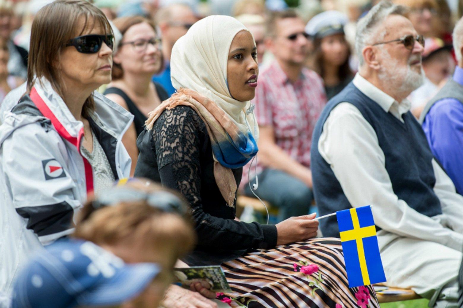 Арабский язык вШвеции занял 2-ое место попопулярности