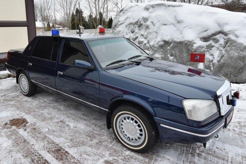 В России за 19-летний Москвич просят больше, чем за новый Mercedes S-класса - Разное