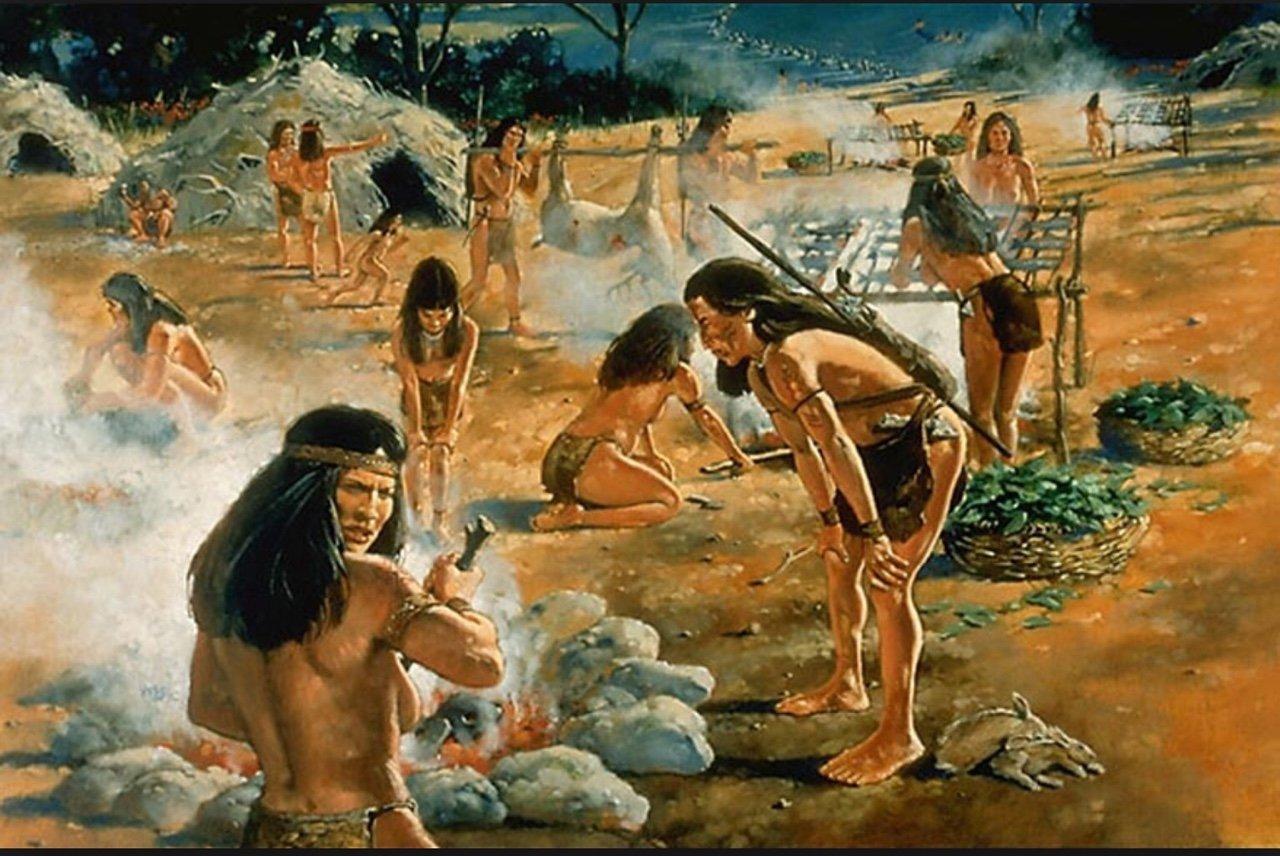 Индейцы геи на островах