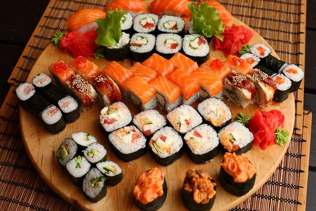 В чем полезность суши для здоровья