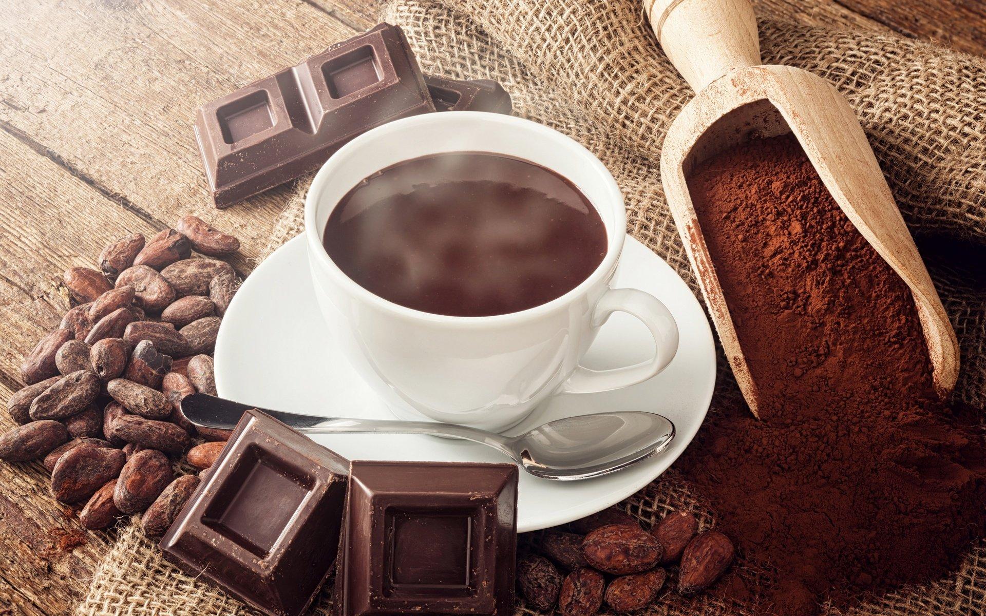 4 вида шоколадных диет. Худеть нужно вкусно!