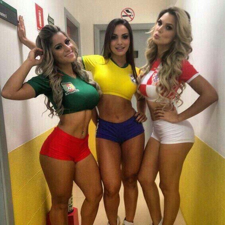 Секс с бразильской девочкой