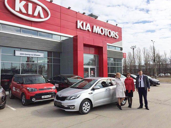 13c62476825e KIA открыл новый флагманский дилер-центр в Москве   АвтоМедиа   ВладТайм