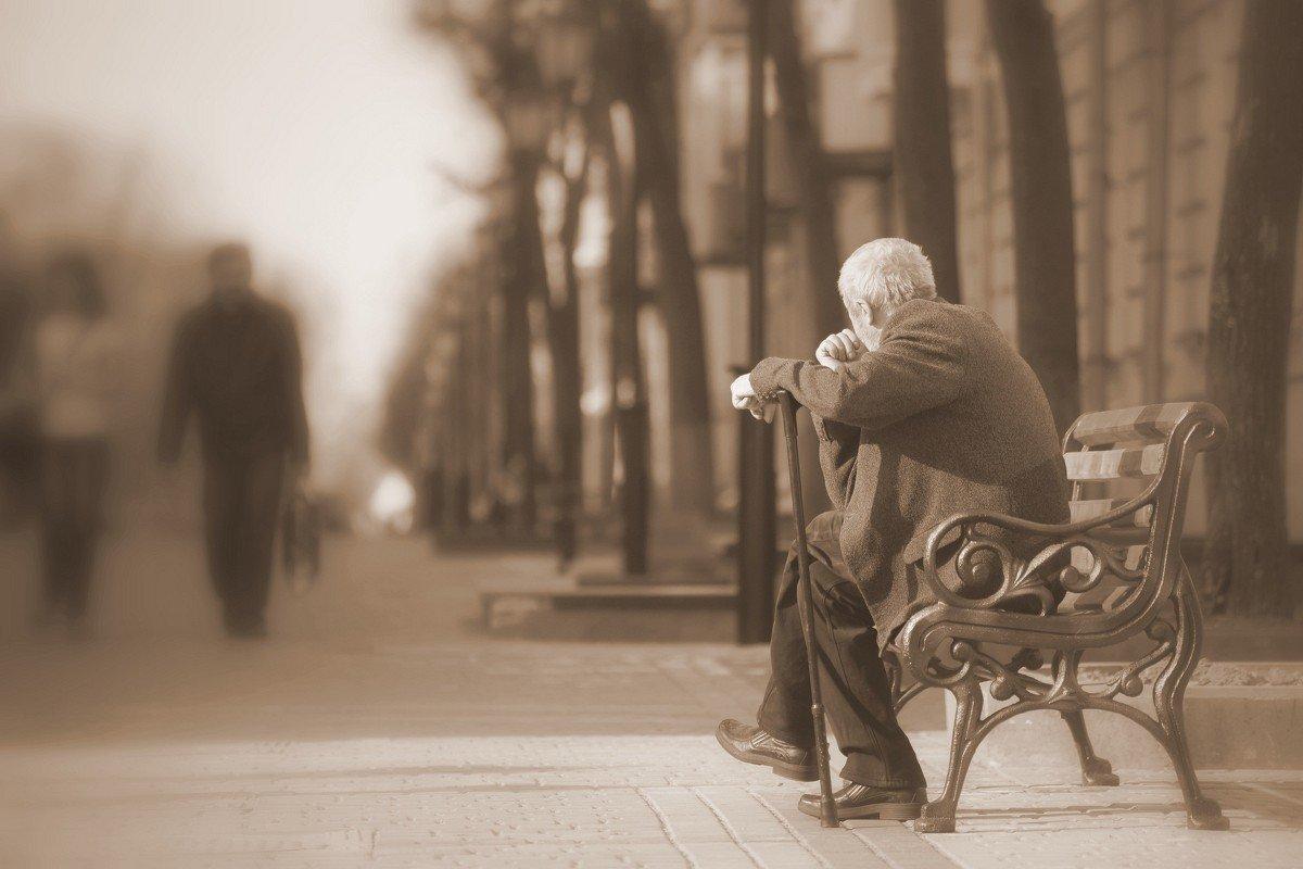 Одиночество старость картинки роковая женщина