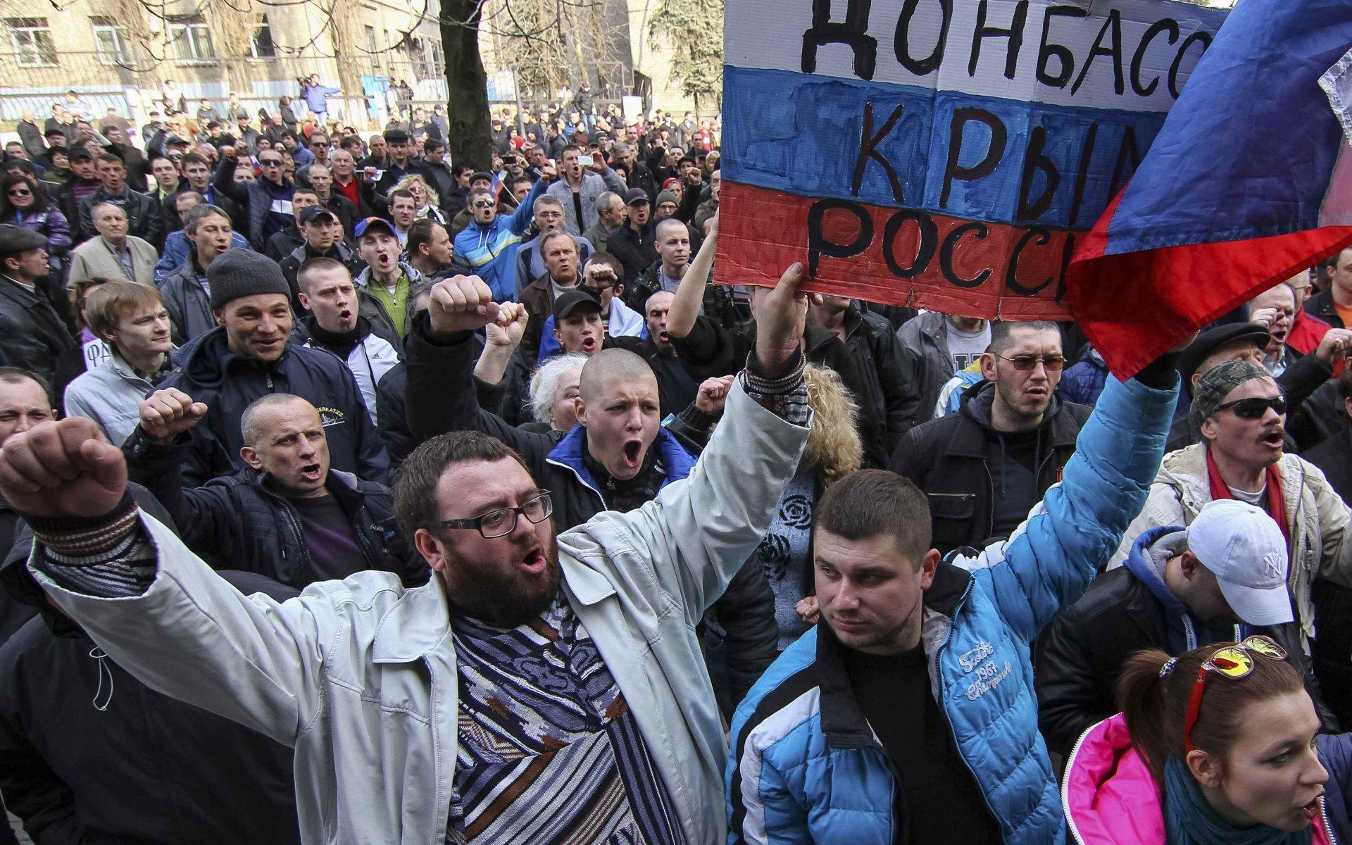 Украинский генерал признал, что Крым иДонбасс невернуть