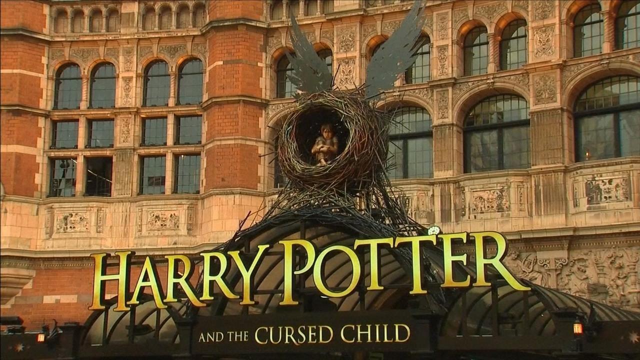 Спектакль «Гарри Поттер ипроклятое дитя» стал лауреатом премии Tony