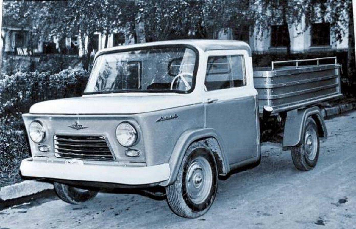 Названы русские  грузовые автомобили , окоторых мало кто знает