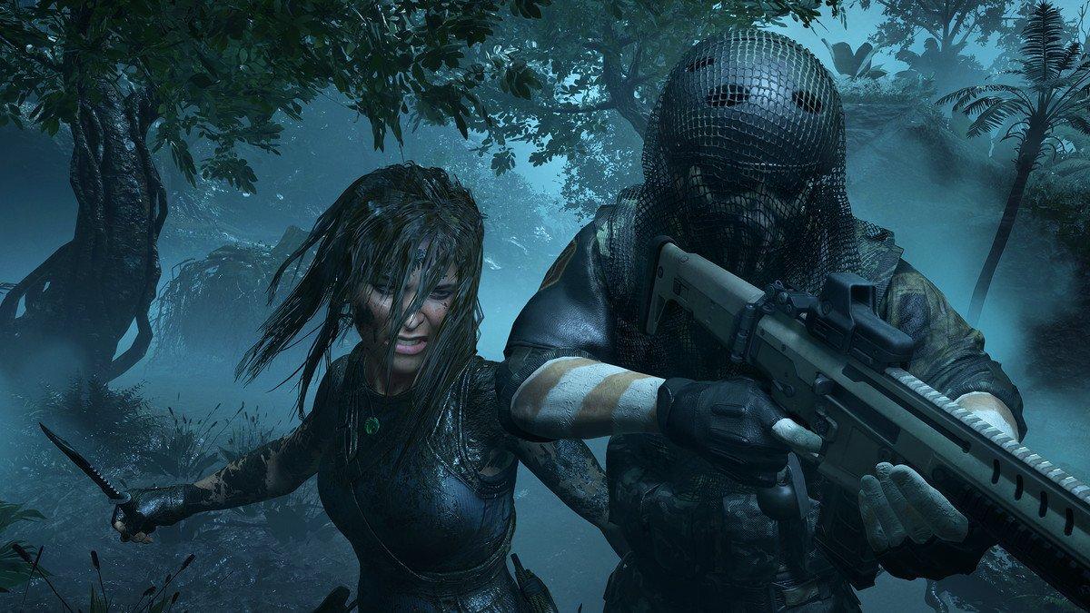 [E3-2018] Shadow ofthe Tomb Raider— Сюжетный трейлер
