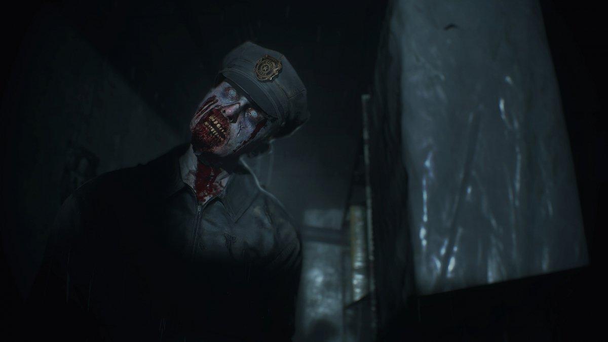 Capcom сравнила графику оригинала иремейка Resident Evil 2