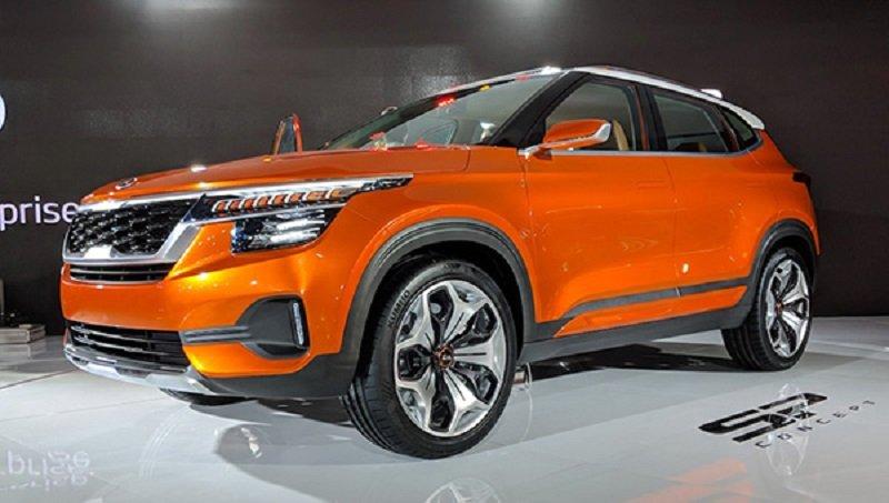 Новый бюджетный кроссовер Kia выйдет в продажу в 2019 году