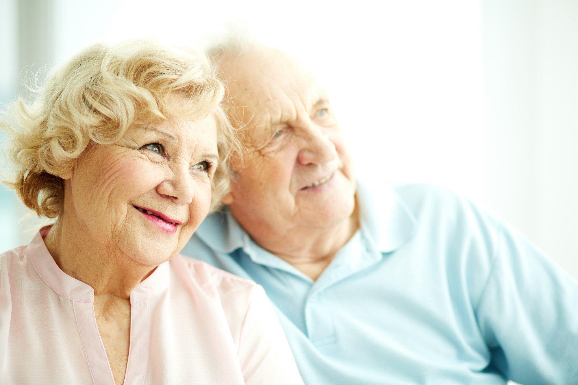 Секс в пенсионом возрасти