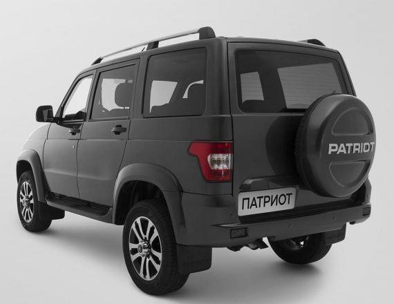 УАЗ «Патриот» получит новый бензиновый мотор: АвтоМедиа