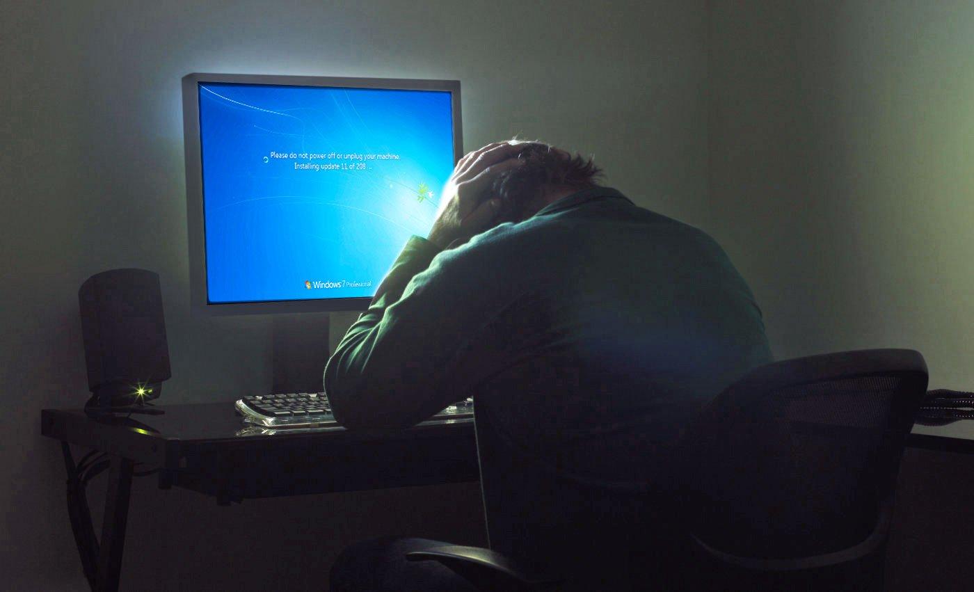 Microsoft начала «убивать» Windows 7