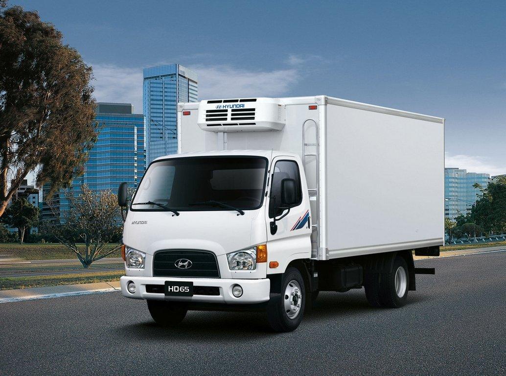 На «Автоторе» запустили производство полного цикла грузовиков Hyundai HD65