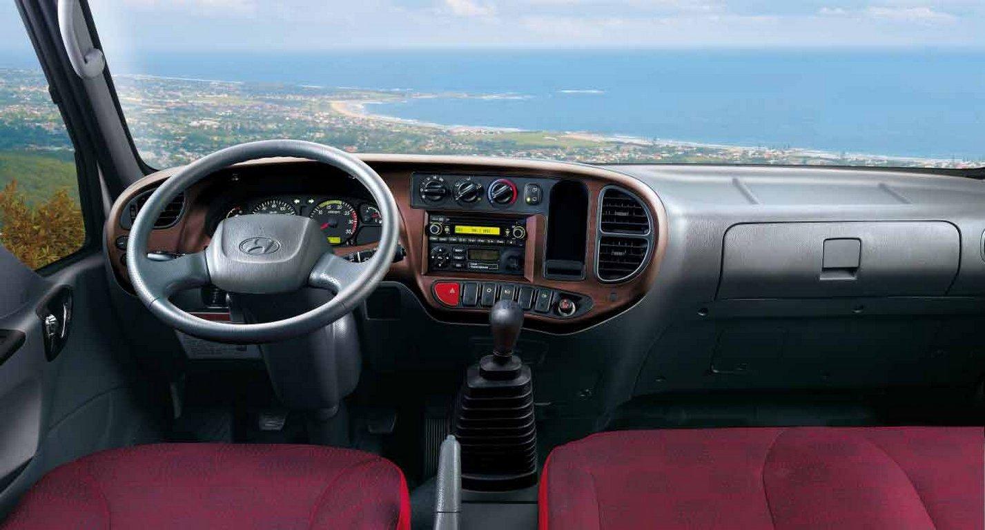 ВКалининграде начался выпуск фургонов марки Хюндай HD65