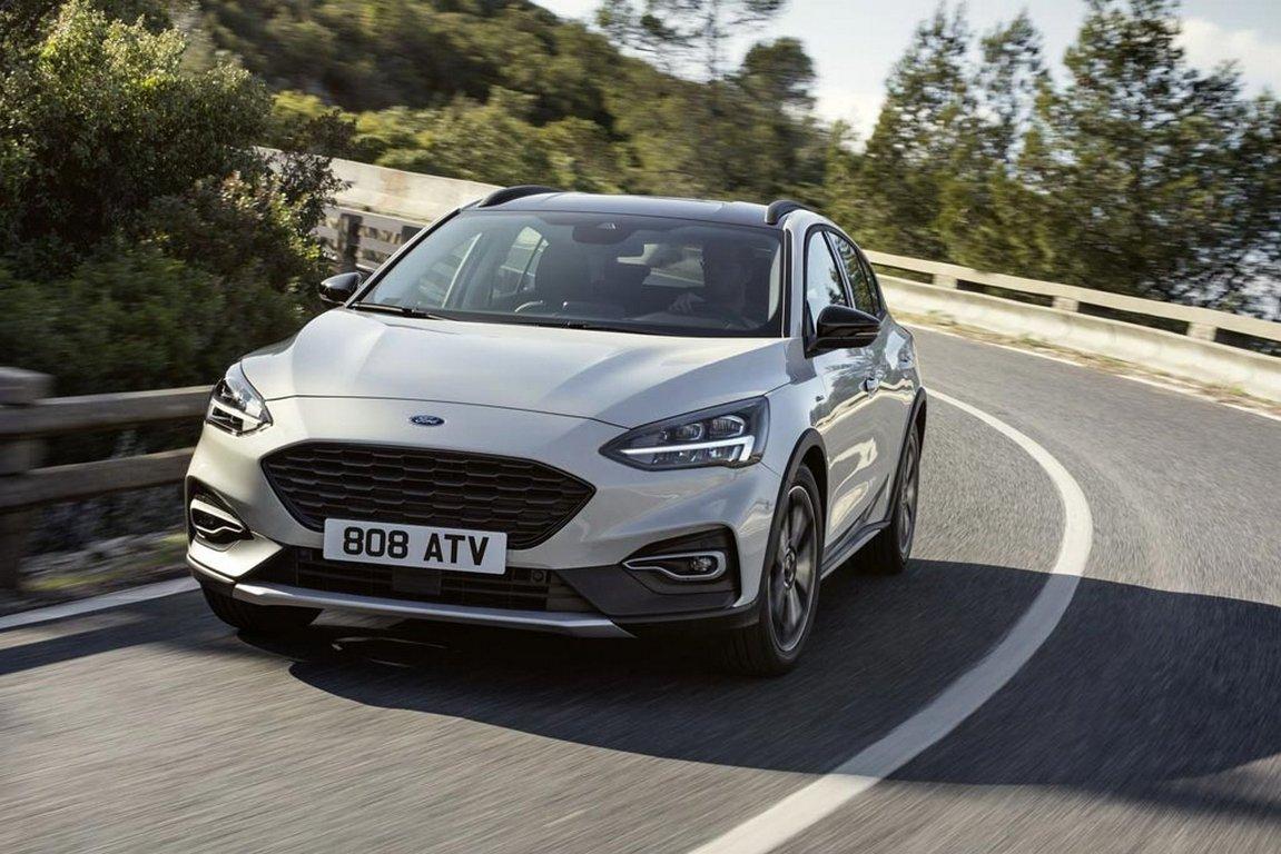 Форд оборудует новые автомобили «умной» подвеской сзащитой отвыбоин