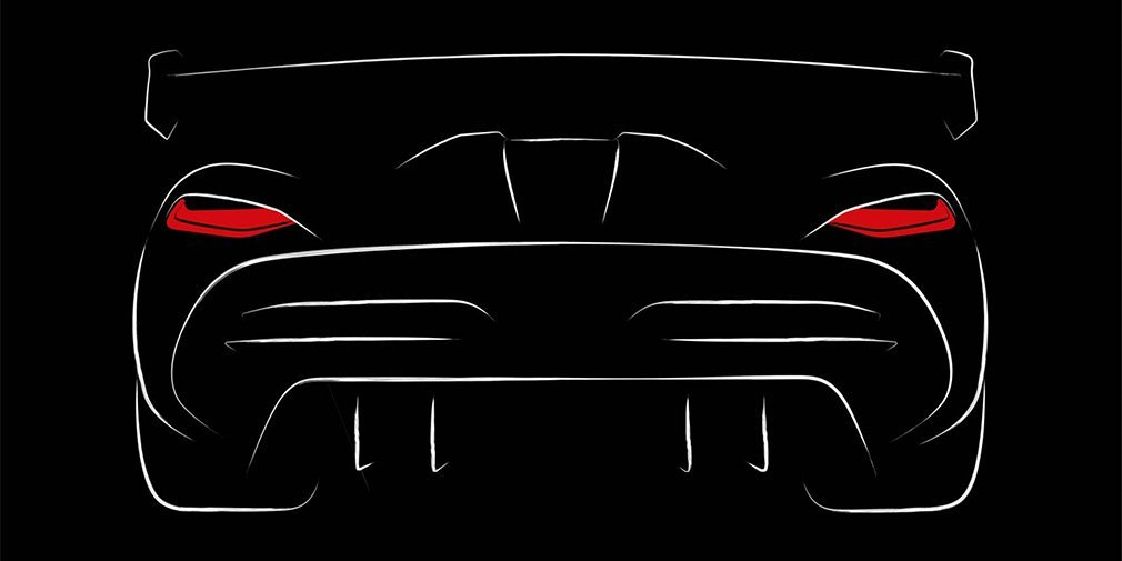 Компания Koenigsegg обнародовал 1-ый тизер преемника AgeraRS
