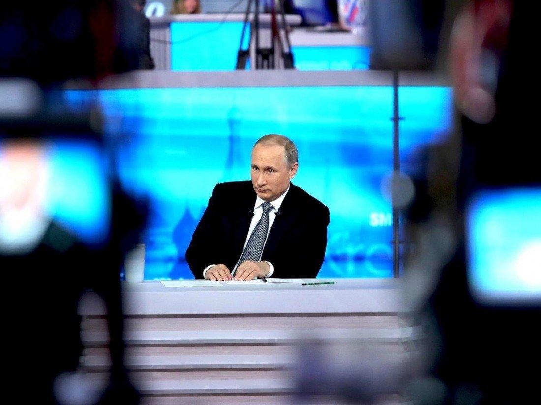 Путин поручил обеспечить эффективное использование инфраструктуры ЧМ-2018 по итогам «Прямой линии»