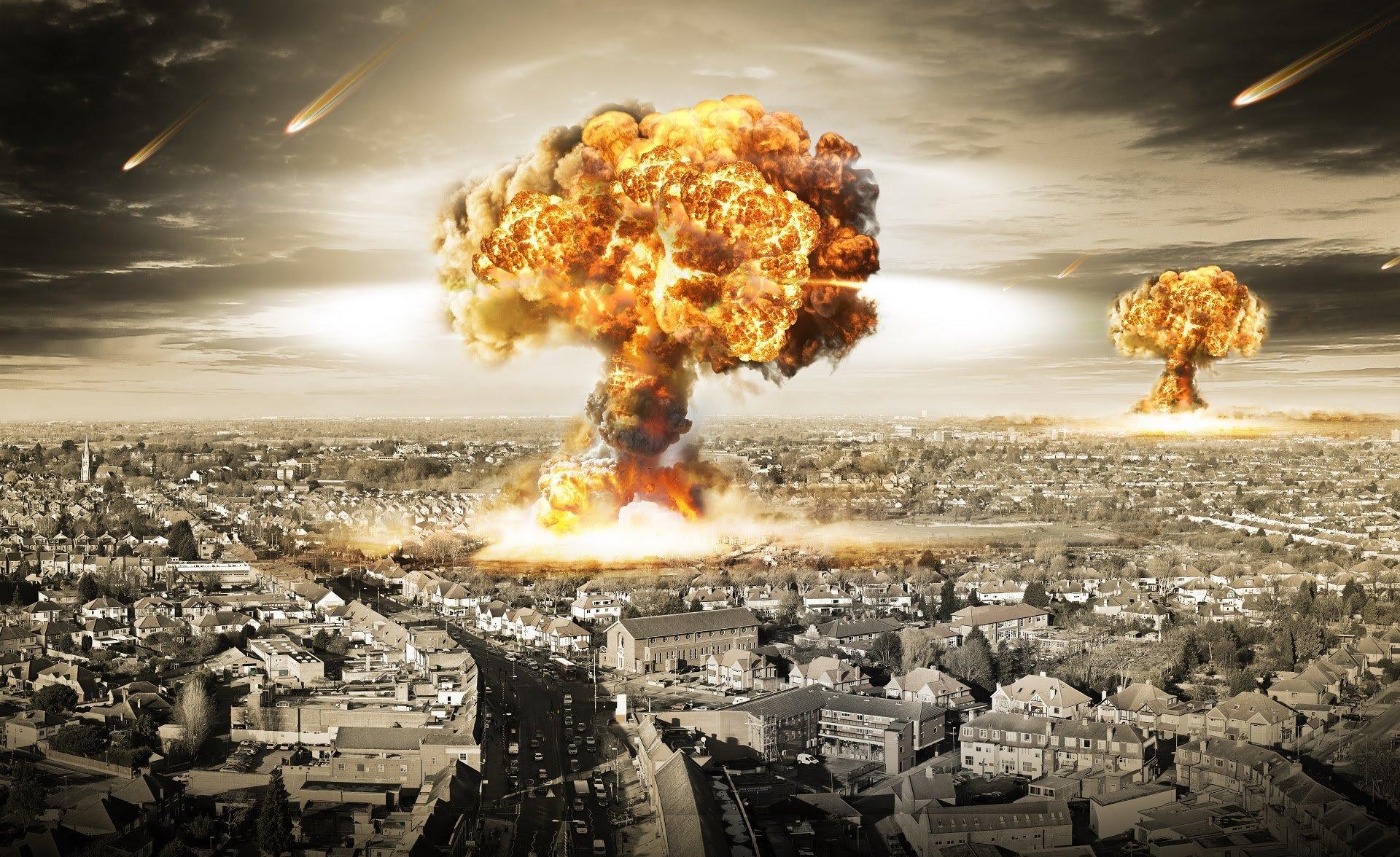 Картинки ядерной угрозы