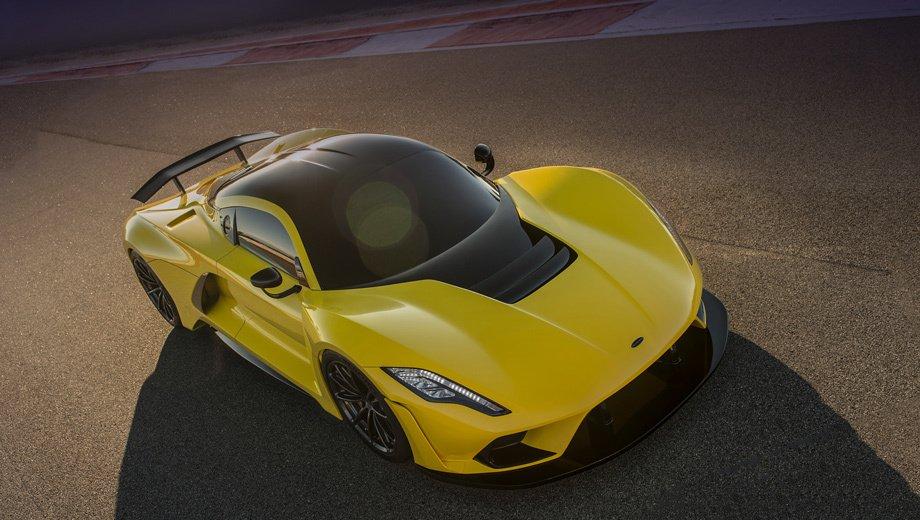 Напределе скорости: ТОП-5 самых быстрых авто вмире