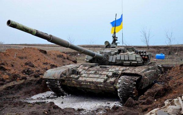 ДНР: Украинские танки атаковали жилой сектор Донецка