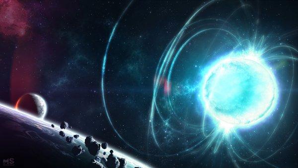 Астроном нашел загадочный объект, который ярче Солнца в 570 миллиардов раз