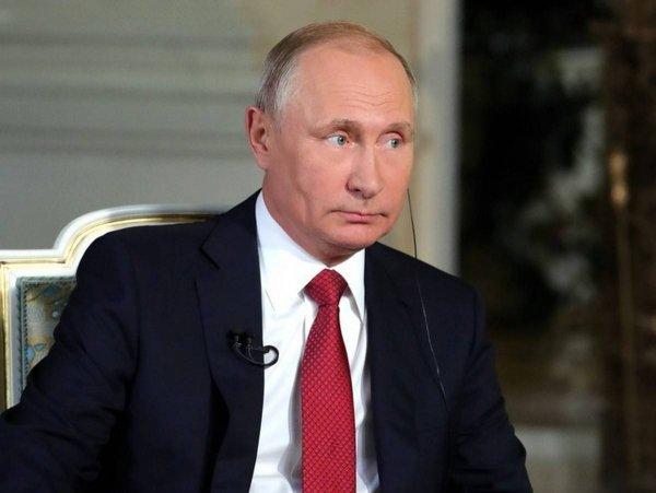 Путин ответил на вопросы австрийского телеканала ORF