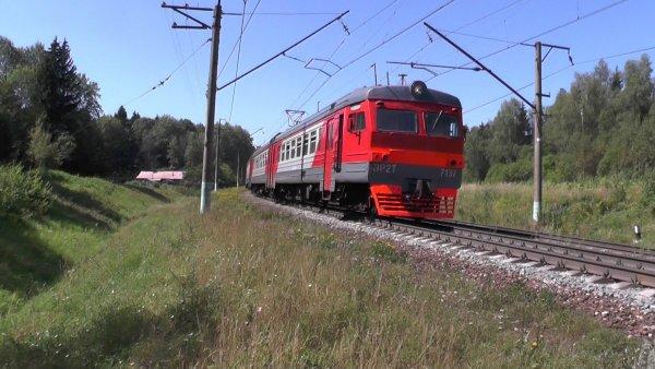 Спасатели потушили пожар, вспыхнувший в вагоне электрички Москва – Бородино