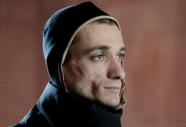 Французский следователь продлил арест Павленского