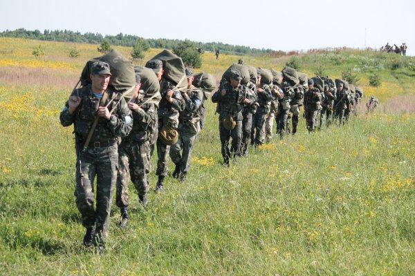 В Госдуме заявили о стягивании украинских войск к границам России